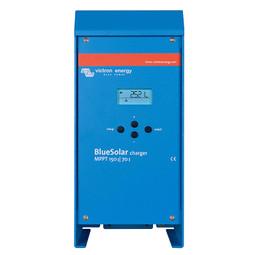 The Victron Energy BlueSolar MPPT solar battery charge controller main image
