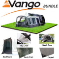 Vango Cruz Low Drive Away Inflatable Campervan Awing - Bundle Deal
