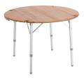 Vango Round Bamboo Table 100cm