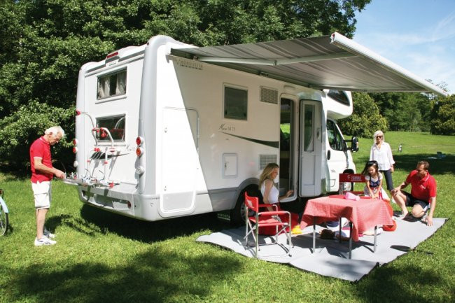 Fiamma F45 Eagle Caravan And Motorhome Automatic Electric