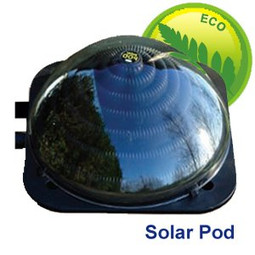 Eco swimming pool solar heating pods uk - Swimming pool heating calculations ...