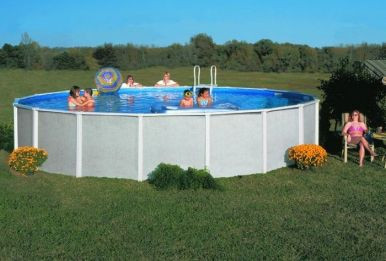 Doughboy Premier Above Ground Pool
