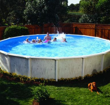 Doughboy Above Ground Regent Swimming Pool UK