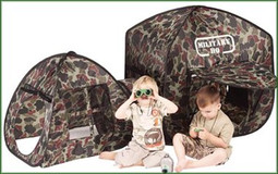Childrens Military HQ Pop Up Army Play Tent Kids Uk & Childrens Military HQ Camouflage Pop Up Army Play Tent Kids UK