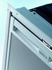 Dometic Waeco Fridge Flush Frame for the CR Fridge Series.