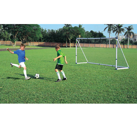 12 Foot Portable Training Football Soccer Goal Posts Uk