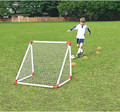 Features training cones for perfecting close ball control