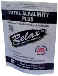Relax Total Alkalinity Plus Swimming Pool Chemicals 1kg Pouch