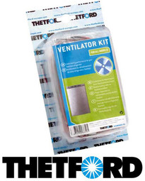 Thetford Motorhome Fridge Fan Ventilator Kit