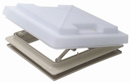 MPK Opaque Integrated 400 x 400 Motorhome Rooflight