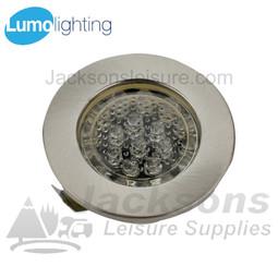 LED21 Downlite 2 Watt Motorhome caravan down light