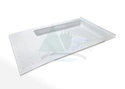 Caravan and Motorhome Shower Tray (Compatible with the Thetford C402 Caravan Cassette Toilet)