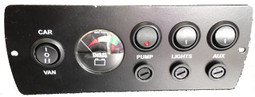 Bonus Electrical CP3 12V Motorhome Control Panel