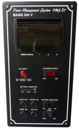 Bonus Electrical PMS 3V (Vertical) Camper Control Panel