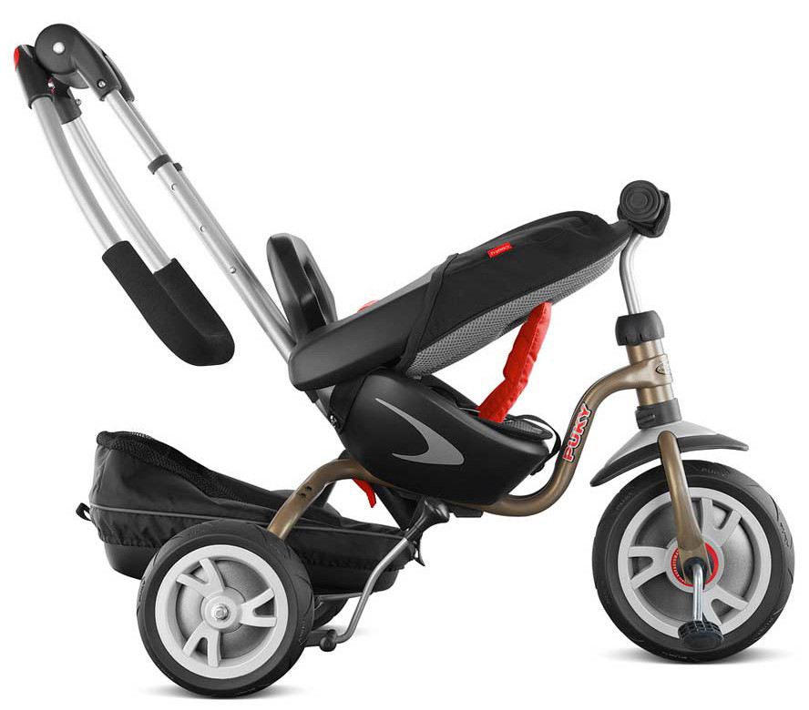 b270f5da186 Bronze Puky Ceety Cat S6 2 in 1 Tricycle Kids Trike. Larger / More Photos