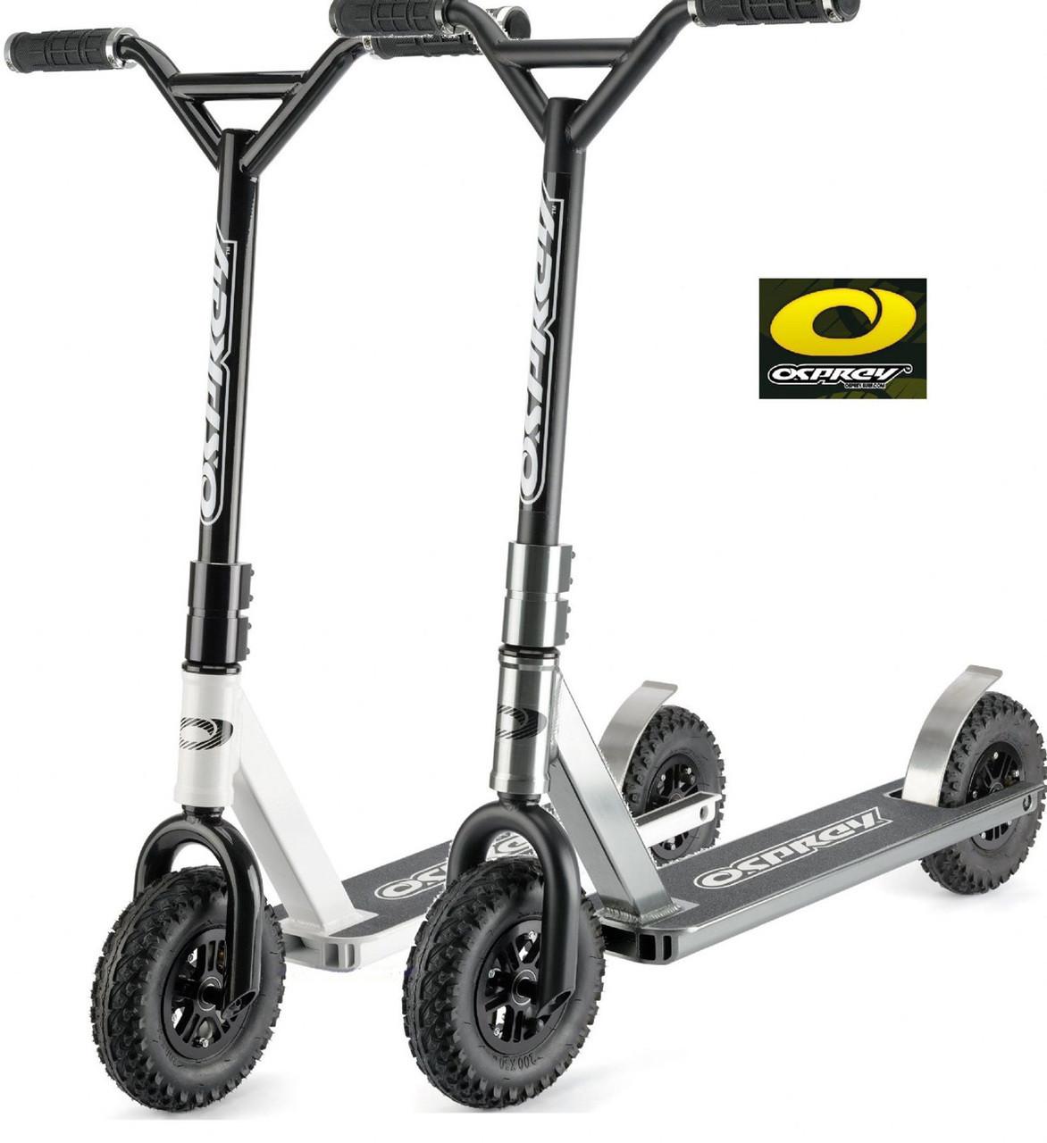 osprey all terrain scooter kids childrens off road dirt. Black Bedroom Furniture Sets. Home Design Ideas