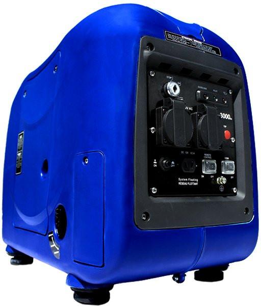 Honda 3000 generator operating Manual