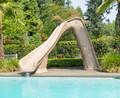 SR Smith Typhoon Swimming Pool Water Flume Slide