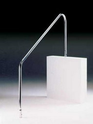 Astral In/Out Anchoring Swimming Pool Grab Rail