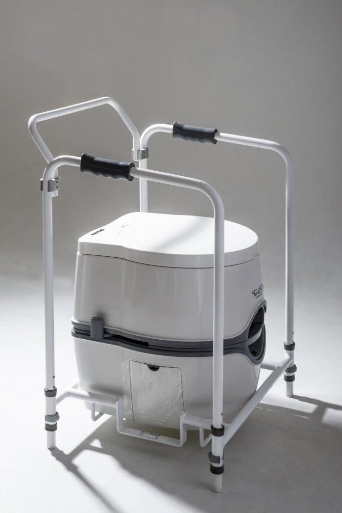 Portable Toilet Amp Disability Frame Disabled Elderly Use