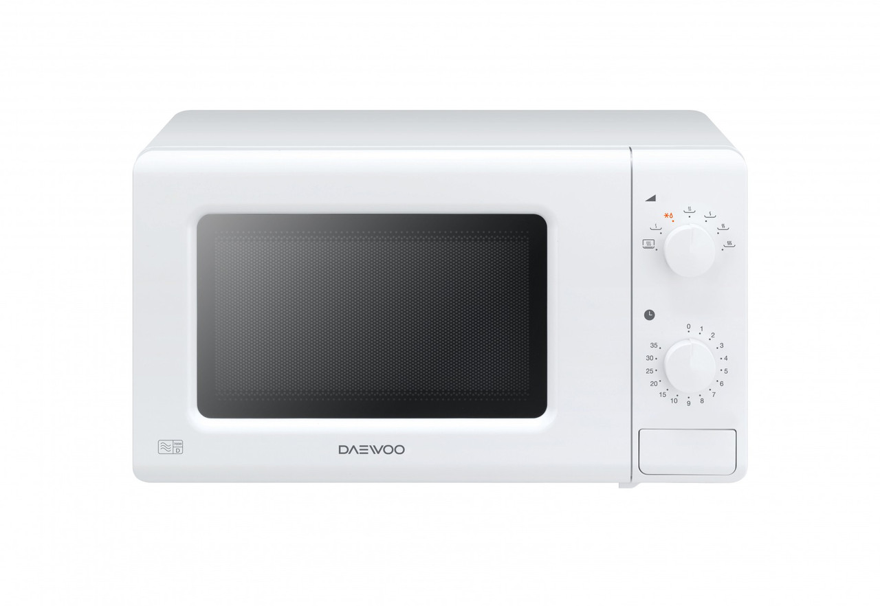 Daewoo Compact KOR6M17R QT1 Microwave Oven For Caravans and Motorhomes