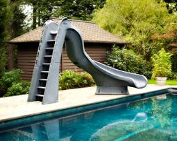 SR Smith Turbo Twister Swimming Pool Water Slide
