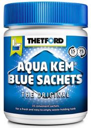 Aqua Kem Blue Porta Potti Chemical Sachet tub