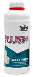 Royal Flush Toilet Rinse Fluid Chemical