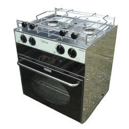 Spinflo Nelson 2 Burner Hob Marine Cooker with Grill