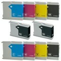 Brother LC980 ink cartridges