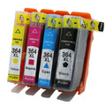 HP 364XL multipack printer ink cartridges N9J74AE