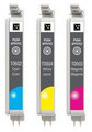 Epson T0612 T0613 T0614ink cartridges, Epson Teddy inks