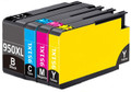 950XL 951XL Ink Cartridge Compatible for HP OfficeJet Pro 8620 8610 8600 8100 8615 8630 251dw 276dw 8630 8640 8625