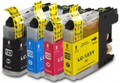 Brother LC123 multipack printer ink cartridges