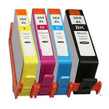 HP 364XL compatible ink carridges
