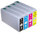 Epson 79XL multipack set black cyan magenta & yellow high capacity non OEM