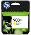 Genuine High Capacity Yellow HP 903XL Ink Cartridge - (T6M11AE)