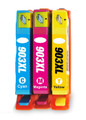 HP 903XL cyan, magenta & yellow printer ink cartridges for HP Officejet Pro 6950, HP Officejet Pro 6960