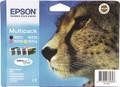 Original Epson T0715 Cheetah ink cartridges