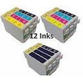 Epson T1285 ink cartridges