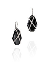 Allison Earrings (Black)