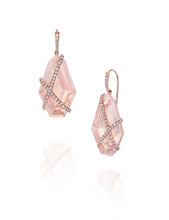 Allison Earrings (Pink)