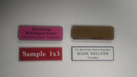 Magnetic and Pin On Name Tags
