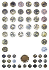 Continental XR Medals