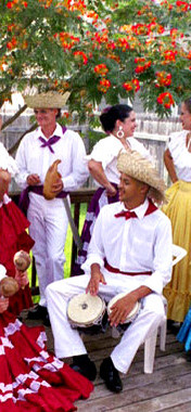 JIBARO MEN FOR ADULTS INCLUDES; WHITE LONG PANT ,WHITE LONG SLEEVE SHIRT ,WAIST BAND, PAVA HAT & HANKERSHIEF 5 P/C SET
