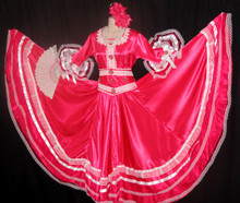 DANZA DANCE WOMAN DRESS   - 4