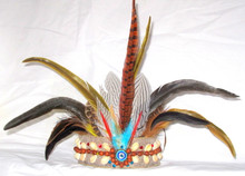 732 -  INDIAN HEAD DRESS