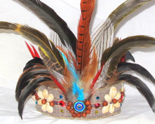 731 -  INDIAN HEAD DRESS