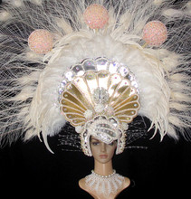 20030 PEARL HEAD DRESSES