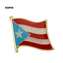 50036 PR FLAG PIN